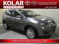 2017 Nissan Rogue SV AWD, New Arrival! Stop in and