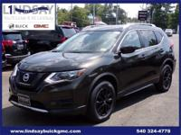 CARFAX One-Owner. Clean CARFAX. 4D Sport Utility, CVT