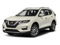 CARFAX One-Owner. Clean CARFAX. Grey 2017 Nissan Rogue