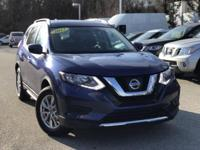 2017 Nissan Rogue SV Magnetic Black Rear Back Up