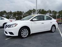 New Price! CARFAX One-Owner. Clean CARFAX. White 2017