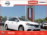 2017 Nissan Sentra S New Price! Priced below KBB Fair
