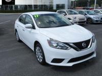 2017 Nissan Sentra S Williamsport area. INCLUDES