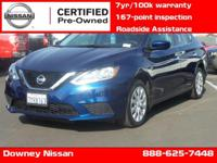 NISSAN CERTIFIED PRE-OWNED !!! This thing runs on all
