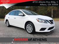 Look at this 2017 Nissan Sentra SL. Its Variable