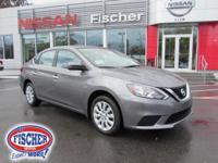 2017 Nissan Sentra S, Electronic Stability Control,