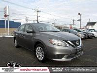 CARFAX One-Owner. Clean CARFAX. Charcoal 2017 Nissan