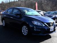 2017 Nissan Sentra Blue S NONE SMOKER, CLEAN CARFAX,