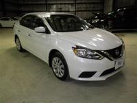 only 3,400 miles!!..SENTRA SV: 1 OWNER-LOCAL