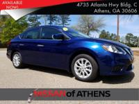 Check out this 2017 Nissan Sentra S. Its Variable