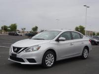 This 2017 Nissan Sentra is a real winner with features