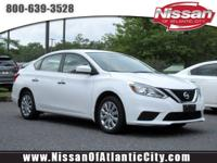 Come see this certified 2017 Nissan Sentra S. Its