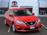 CARFAX One-Owner. Clean CARFAX. Red Alert 2017 Nissan