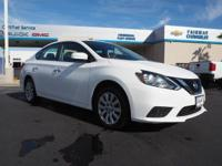 Come see this 2017 Nissan Sentra SV. Its Variable