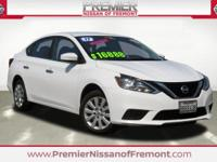 Clean CARFAX. Certified. Fresh Powder 2017 Nissan