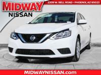 2017 Nissan Sentra S CVT with Xtronic, Marble Gray
