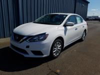 Check out this gently-used 2017 Nissan Sentra we