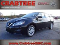 Options:  2017 Nissan Sentra Sl|Sl 4Dr Sedan|1.8L|4