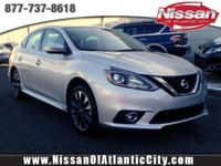 Check out this 2017 Nissan Sentra SR. Its Variable