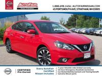 Priced below KBB Fair Purchase Price! Certified. Nissan