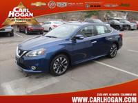Options:  2017 Nissan Sentra Sr|Sr 4Dr Sedan|* 1.8