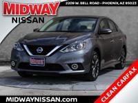 2017 Nissan Sentra SR Titanium 1.6L I4 Turbocharged