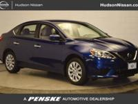 Sentra SV, 4D Sedan. New Price! Clean CARFAX. CARFAX