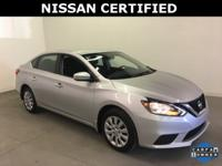 2017 Nissan Sentra SV Call or text us at  or  and ask