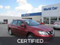 CARFAX 1-Owner, Nissan Certified, Excellent Condition,