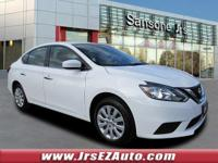 New Price! Fresh Powder 2017 Nissan Sentra SV FWD CVT