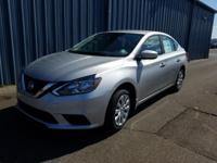 This 2017 Nissan Sentra SV is offered to you for sale