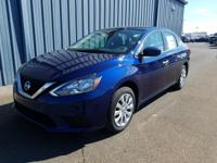 This 2017 Nissan Sentra SV is proudly offered by