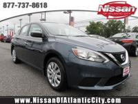 Come see this certified 2017 Nissan Sentra SV. Its