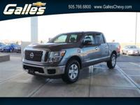 Check out this 2017 Nissan Titan . Its Automatic
