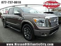 Check out this 2017 Nissan Titan Platinum Reserve. Its