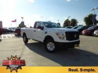 2017 Nissan Titan qXD S Take on the biggest, toughest
