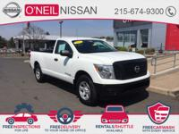 This outstanding example of a 2017 Nissan Titan S is
