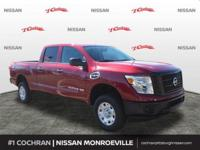 ***NISSAN FACTORY CERTIFIED*** 2017 Nissan Titan XD S