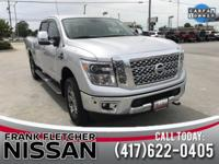 Brilliant Silver 2017 Nissan Titan XD ***ANOTHER