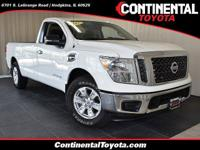 New Price! 2017 Nissan Titan SV Glacier White * ONE
