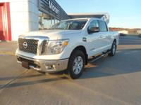 SELLER COMMENTS: The 2017 Nissan Titan is a great all