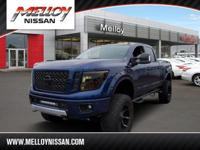 Check out this gently-used 2017 Nissan Titan XD we