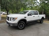 Options:  2017 Nissan Titan Xd Pro-4X|This 2017 Nissan