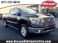 Check out this 2017 Nissan Titan XD SL. Its Automatic