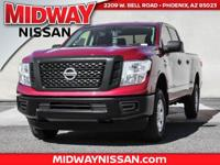 2017 Nissan Titan XD S  Options:  S Convenience &