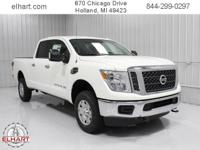Options:  2017 Nissan Titan Xd Sv|Glacier