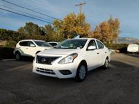 This 2017 Nissan Versa Sedan S Plus is proudly offered