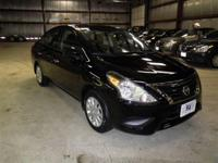 only 4,200 miles!!..VERSA SV: 1 OWNER-LOCAL