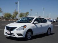 This 2017 Nissan Versa is a real winner with features