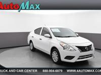 Looking for a clean, well-cared for 2017 Nissan Versa